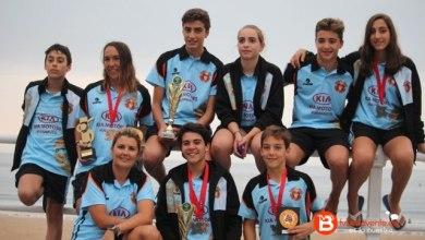 Photo of El Club Salvamento Benavente consigue 9 medallas en el IV Lifeguard Series de Gijón