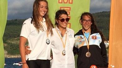 Photo of Carolina Ganado bronce en el Campeonato de España juvenil y junior