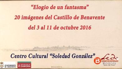 Photo of Ledo del Pozo expondrá 20 imágenes del Castillo de Benavente