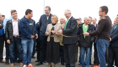 Photo of Inaugurada la carretera ZA-100 de Friera de Valverde con Benavente