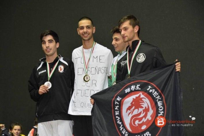 taekwondo benavente