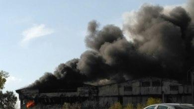 Photo of VIDEO: Incendio Granja Avícola Iberavi en Alija del Infantando