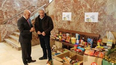 Photo of La Delegación del Gobierno entrega 5,1 toneladas de alimentos a ONG's