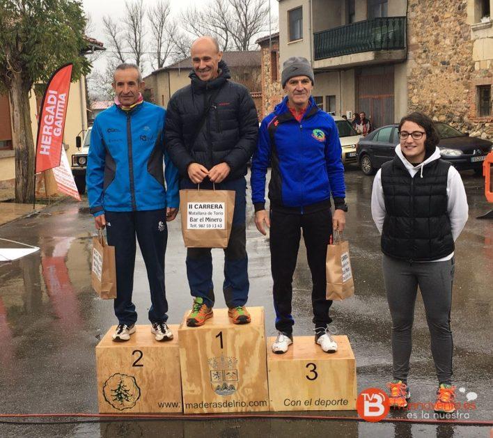 podium-jesus club benavente atletismo