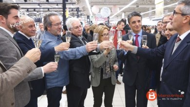 Photo of VIDEO: Inauguración del Carrefour en Valderaduey Zamora