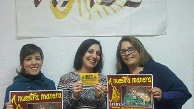 Photo of Ganadora del lote de productos sorteado por la Asociación de Fibromialgia