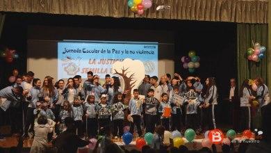 Photo of GALERÍA: El Colegio San Vicente de Paúl celebra el Día de la Paz