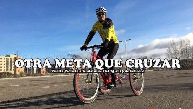 Photo of Iván Bragado estará en la salida de la Vuelta a Andalucía del 15 al 19 de Febrero