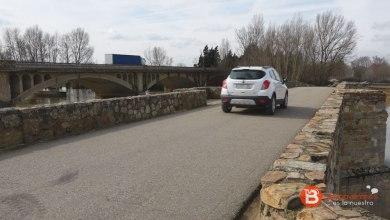 Photo of Ya se encuentra abierto el puente de Castrogonzalo