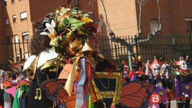 Photo of GALERÍA: El Colegio Las Eras representa el Carnaval de Julio Verne