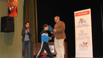 Photo of GALERÍA: Entrega de Títulos oficales de inglés por La Escuela de Idiomas San Vicente de Paúl