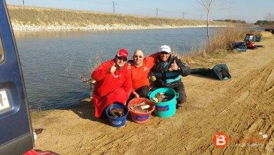Photo of El CD de Pesca de Benavente celebra la 3ª Fase de la Liguilla de Invierno