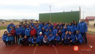 Photo of El Club Benavente Atletismo consigue varios pódiums este fin de semana
