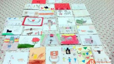 """Photo of I Concurso de dibujo infantil """"Toros de los Condes Duques"""" de Charamandanga"""