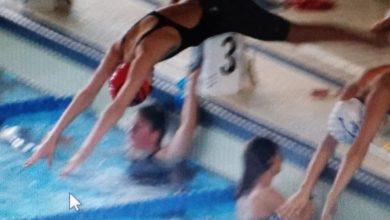 Photo of Nasta Salvador, primera nadadora benaventana en el Campeonato de España