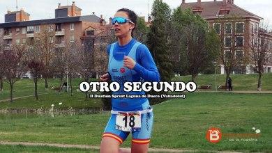 Photo of Segundo puesto para Teresa Herráez en el Duatlón de Laguna de Duero