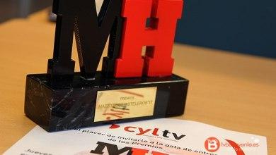 """Photo of Nino Martínez recibe el Premio Maestros Hosteleros al """"Mejor Profesional de Sala"""""""