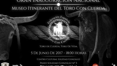 Photo of Inauguración Nacional del Museo Itinerante del Toro con Cuerda en Benavente