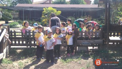 """Photo of Visita a la Granja Escuela de los alumnos de infantil de """"La Vega"""""""