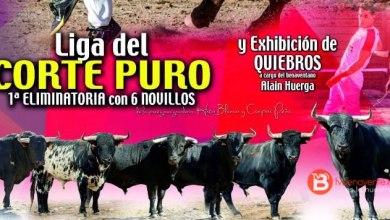 Photo of El benaventano Alain Huerga realizará una exhibición de quiebros