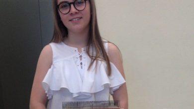 Photo of Marta Rodríguez Vega finalista regional en ¿Qué es un Rey para ti?
