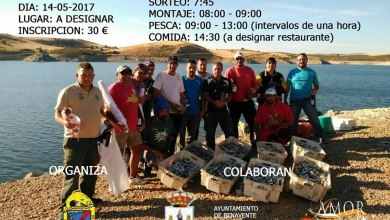 Photo of Concurso de Pesca Maratón Alburno por parejas en Milles