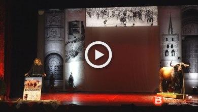 Photo of Presentacion de los astados de las Fiestas del Toro Enmaromado 2017