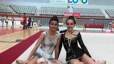 Photo of Alba Ferreras y Lidia García consiguen una sexta y quinta plaza en Gijón