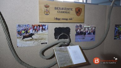 Photo of Inaugurado el Museo Itinerante del Toro con Cuerda en Benavente