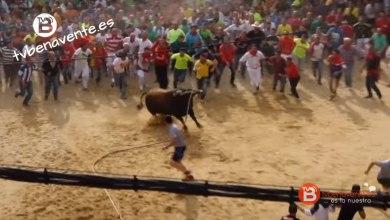 Photo of La grada para ver la salida del Toro Enmaromado costará 5 euros por día