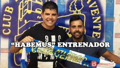 Photo of José Manuel Bertolín ya es dueño del banquillo del Atlético Benavente