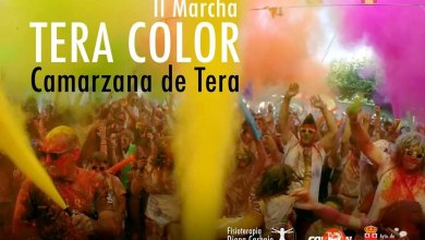 Photo of II Marcha Tera Color el 14 de agosto en Camarzana de Tera