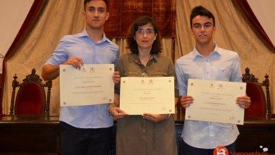 Photo of Tres premios extraordinarios de la EBAU para el IES Los Sauces