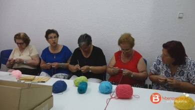 Photo of Comienza el taller de ganchillo organizado por Cruz Roja de Benavente