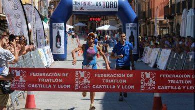 Photo of María José García consigue un doble pódium en el Cross Enotoro