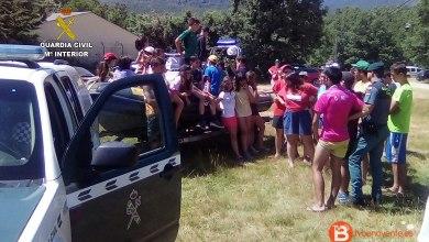 Photo of Los Scouts de Benavente conviven con SEPRONA en el Lago de Sanabria