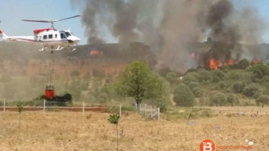 Photo of Declarado un incendio este sábado en Sejas de Aliste