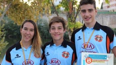 Photo of Javier Huerga y Carolina Ganado triunfan en el Campeonato de España