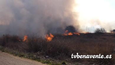 Photo of Gran incendio en los alrededores del restaurante El Ermitaño