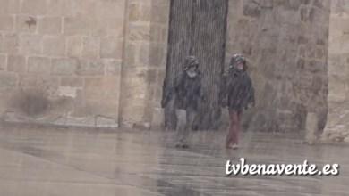 Photo of La nieve llega con fuerza a Zamora dejando bonitas estampas