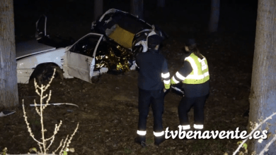 Photo of Dos jóvenes fallecidos en un accidente en Morales del Rey
