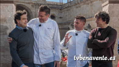 Photo of El Ermitaño presente en el capítulo de MasterChef en Zamora