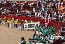 Photo of Homenaje a Santiago Domínguez en el Concurso de Cortes