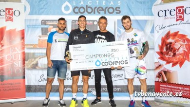 Photo of Éxito en el Torneo Benéfico de Pádel en Benavente