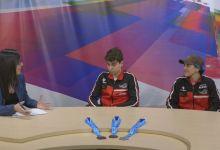 Photo of Raúl Esteban de Paz y Pepa García nos hablan de sus Campeonatos de Natación