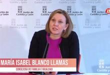 Photo of Comparecencia de Verónica Casado e Isabel Blanco, Junta de Castilla y León 30 de Marzo