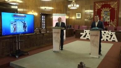 Photo of Comparecencia de Francisco José Requejo y José María Barrios, Plan Impulsa de la Diputación de Zamora