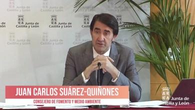 Photo of Comparecencia Verónica Casado y Juan Carlos Suárez-Quiñones, Junta de Castilla y León 14 de abril