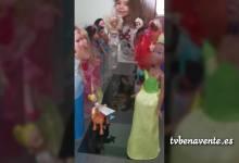 Photo of Olivia Zurro tiene la procesión de Domingo de Ramos en su casa