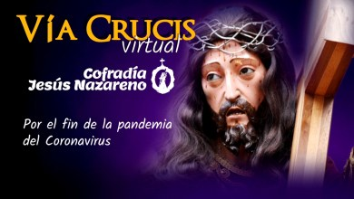 Photo of VÍA CRUCIS VIRTUAL, Cofradía Jesús Nazareno de Benavente